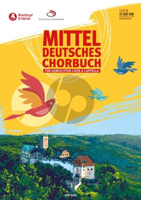 Mitteldeutsches Chorbuch SATB (112 Stücke für gemischten Chor a cappella herausgegeben von Andreas Göpfert)