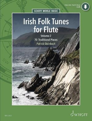 Irish Folk Tunes for Flute Vol. 2 70 Traditional Pieces
