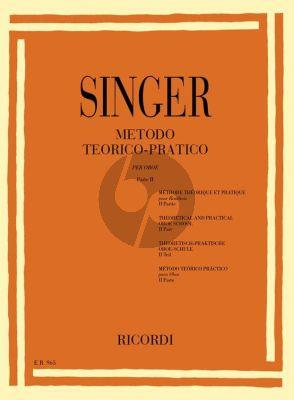 Metodo Teorico - Pratico per Oboe Vol. 2