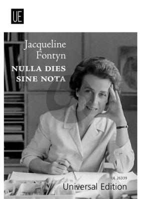 Nulla dies sine nota Paperback (Autobiography, Interviews, Analysis and Testimonials)