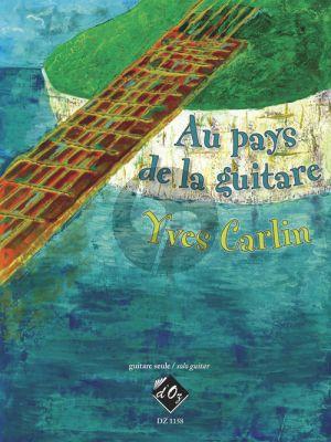 Carlin Au Pays de la Guitare for Guitar Solo