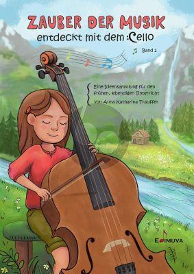 Trauffer Zauber der Musik - entdeckt mit dem Cello Band 2