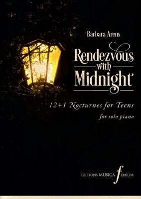 Arens Rendezvouz with Midnight Piano solo (12+1 Nocturnes for Teens)