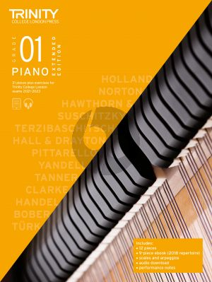 Piano Exam Pieces Plus Exercises 2021-2023: Grade 1 - Extended Edition