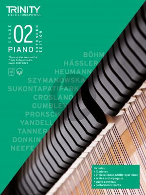 Piano Exam Pieces Plus Exercises 2021-2023: Grade 2 - Extended Edition