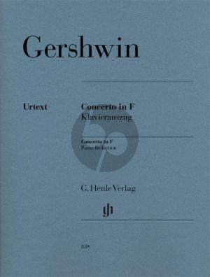 Gershwin Concerto in F fur 2 Klavieren (Norbert Gertsch - Johannes Umbreit - Markus Bellheim)