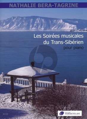 Bera-Tagrine Les Soirées musicales du Trans-Sibérien Piano