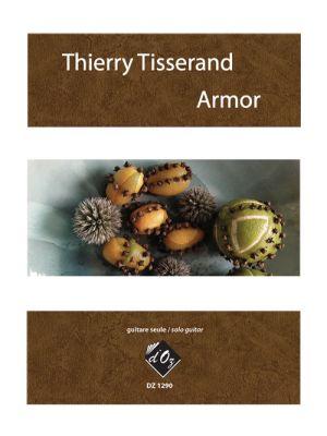 Tisserand Amor for Guitar Solo