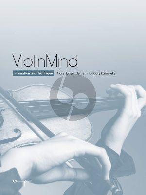 Jensen Kalinovsky ViolinMind - Intonation and Technique
