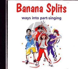 Sanderson Banana Splits Ways Into Part-Singing CD