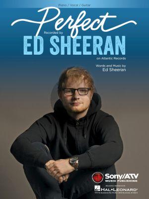 Sheeran Perfect (Sheet) Piano/Vocal/Guitar