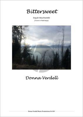 Verdell Bittersweet for Harp Ensemble
