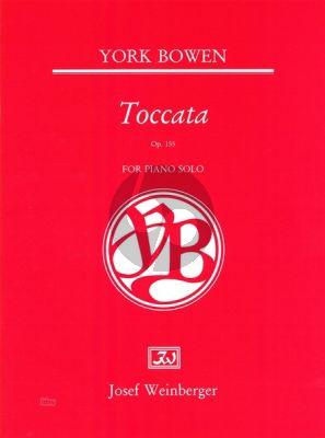 Bowen Toccata Op. 155 Piano solo (09.11.1957)