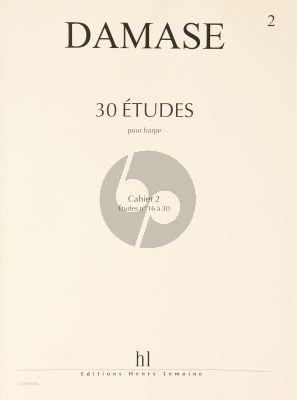 30 Etudes Vol.2