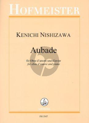 Nishizawa Aubade Op.102 fur Oboe d'amore und Klavier