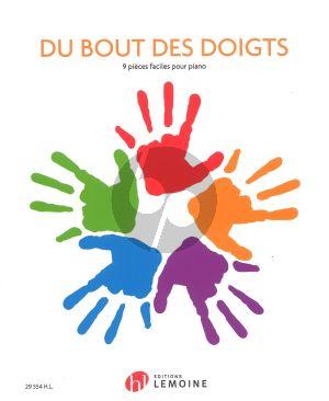 Basteau Du bout des doigts Piano solo (9 pieces faciles)