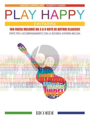 Play Happy for Guitar (Andrea Cappellari and Roberto Fabbri)