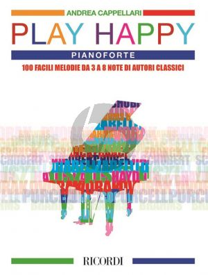 Play Happy for Piano (Andrea Cappellari)