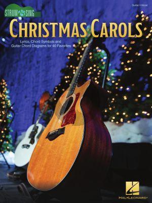 Christmas Carols - Strum & Sing Guitar