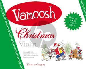Vamoosh Christmas for Violin