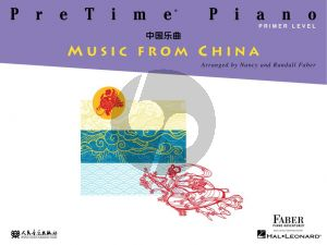 Faber PreTime Piano Music from China Primer Level
