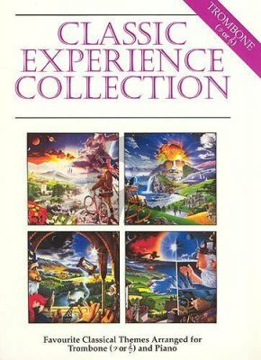 Classic Experience Collection for Trombone (Jerry Lanning)