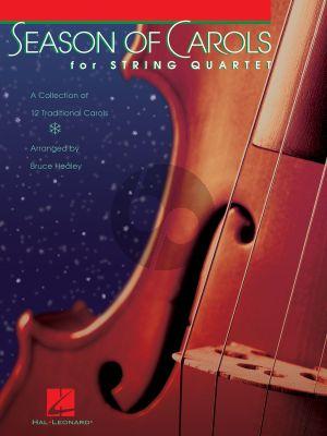 Season of Carols for String Quartet