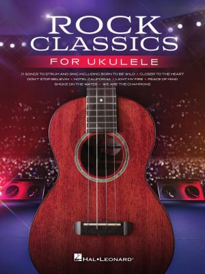 Rock Classics for Ukulele