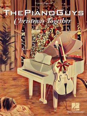 Piano Guys - Christmas Together Piano solo with optional Cello