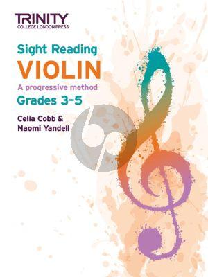 Sight Reading Violin: Grades 3 - 5