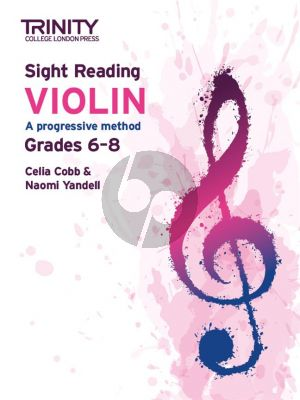 Sight Reading Violin: Grades 6 - 8