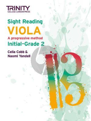 Sight Reading Viola: Initial - Grade 2