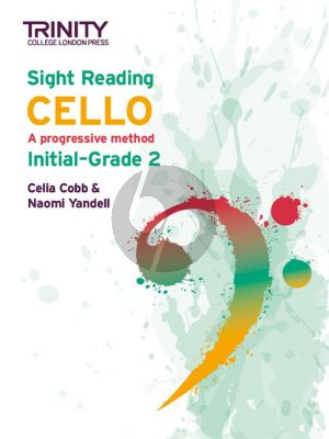 Sight Reading Cello: Initial - Grade 2