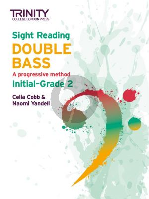 Sight Reading Double Bass: Initial - Grade 2