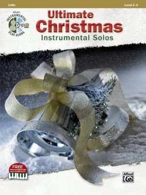Ultimate Christmas Instrumental Solos for Cello Level 2-3 (Cello Book & CD) (transcr. by Bill Galliford)