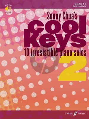 Sonny Chua's Cool Keys 2 Piano solo