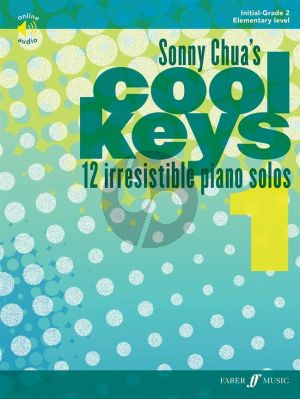 Sonny Chua's Cool Keys 1 Piano solo