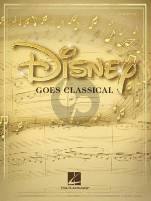 Disney Goes Classical for Piano