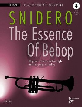 The Essence Of Bebop for Trumpet