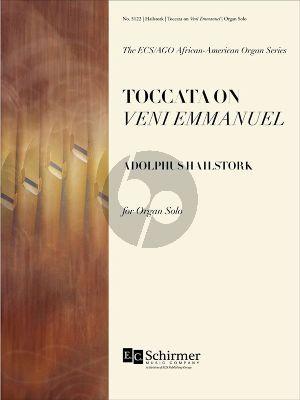 Toccata on Veni Emmanuel Organ