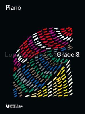 Album Lcm Piano Handbook 2018-2020 Grade 8