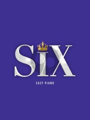 Marlow-Moss Six The Musical Soingbook Easy Piano