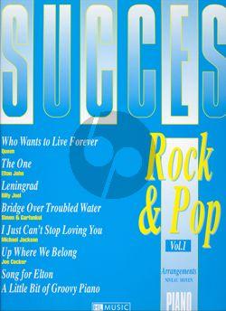 Succes Rock + Pop 1 for Piano (Heumann)