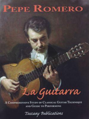 Romero La Guitarra (A Comprehensive Study of Classical Guitar)