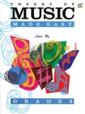 Ng Theory of Music Made Easy Grade 3