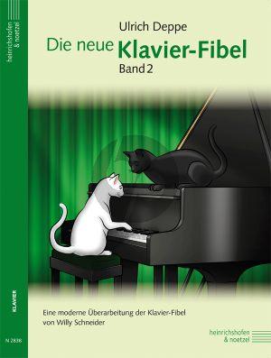 Deppe Die neue Klavier-Fibel Band 2