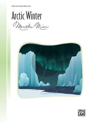 Mier Arctic Winter for Piano solo