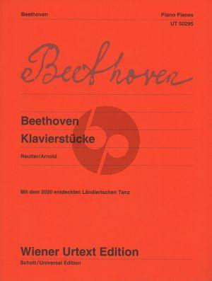 Beethoven Klavierstücke (Reutter / Arnold)