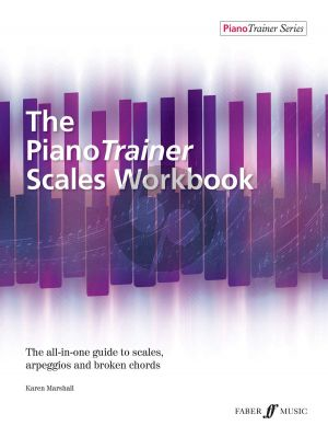 Marshall The PianoTrainer Scales Workbook