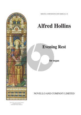 Hollins Evening Rest for Organ